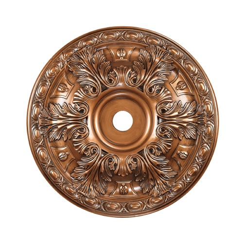 Elk Lighting Elk Lighting Pennington Antique Bronze Ceiling Medallion M1020AB