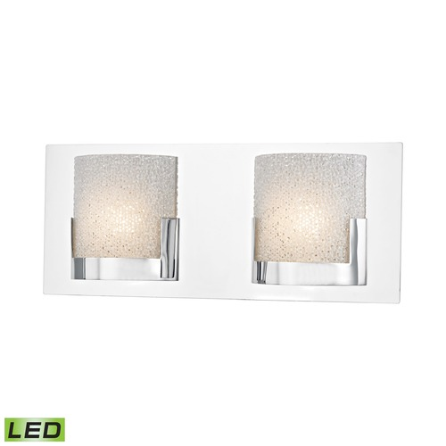 Alico Industries Lighting Alico Lighting Ophelia Chrome LED Bathroom Light BVL1202-0-15