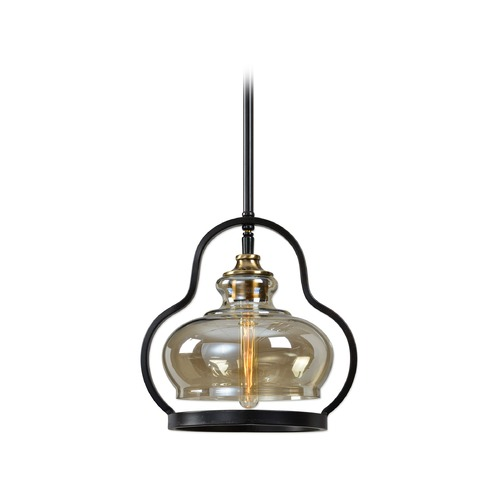 Uttermost Lighting Uttermost Cotulla, 1 Lt. Mini Pendant 22100