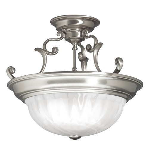 Dolan Designs Lighting Semi-Flush Ceiling Light 525-09