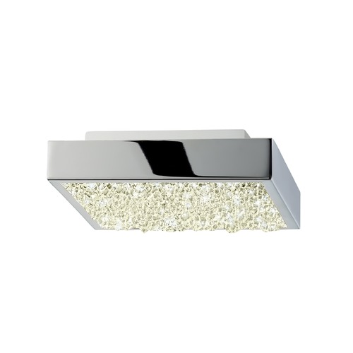 Sonneman Lighting Sonneman Dazzle Polished Chrome LED Flushmount Light   2568.01