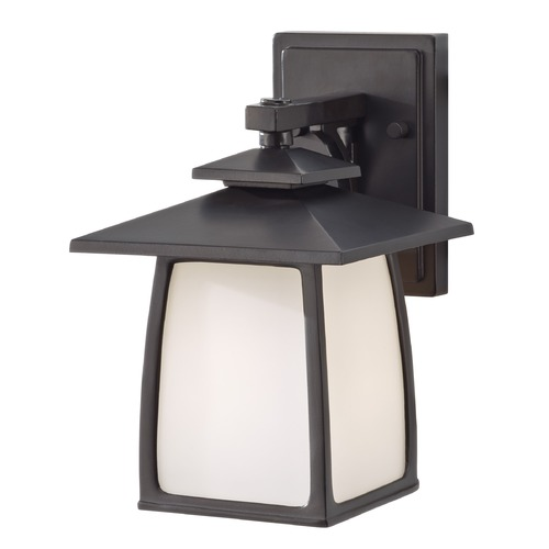 Feiss Lighting Feiss Lighting Wright House Oil Rubbed Bronze LED Outdoor Wall Light OL8500ORB-LED