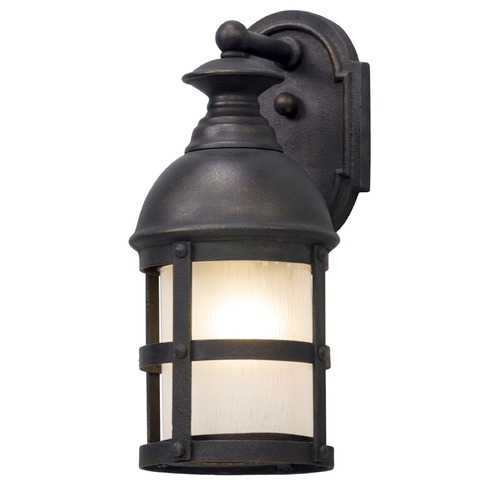 Troy Lighting Troy Lighting Webster Vintage Bronze Outdoor Wall Light B5151