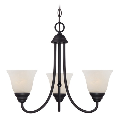 Designers Fountain Lighting Designers Fountain Kendall Oil Rubbed Bronze Chandelier 85183-ORB