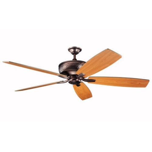 Kichler Lighting Kichler 70-Inch Ceiling Fan with Five Blades 300106OBB