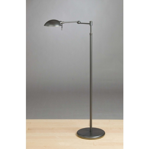 Holtkoetter Lighting Holtkoetter Modern Swing Arm Lamp in Hand-Brushed Old Bronze Finish 2508P1 HBOB