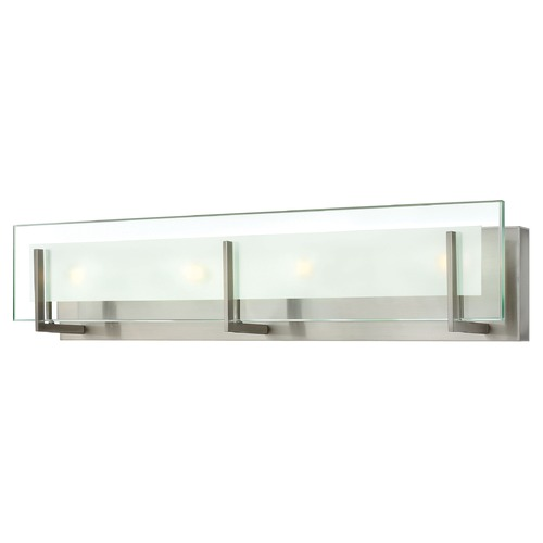 Hinkley Lighting Hinkley Lighting Latitude Brushed Nickel Bathroom Light 5654BN
