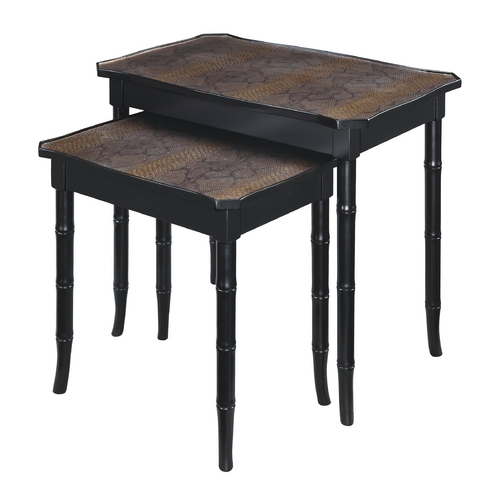 Sterling Lighting Sterling Lighting Ebony Table 6042074