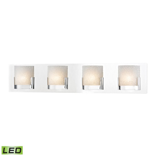 Alico Industries Lighting Alico Lighting Ophelia Chrome LED Bathroom Light BVL1204-0-15