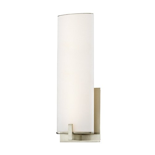 Dolan Designs Lighting Dolan Designs Satin Nickel LED Sconce 11026-09