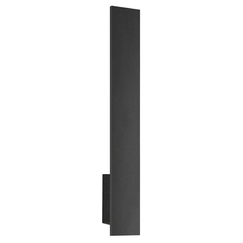 Kuzco Lighting Kuzco Lighting Vesta Black LED Outdoor Wall Light WS7924-BK