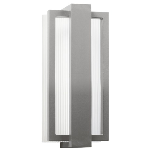 Kichler Lighting Kichler Lighting Sedo Platinum LED Outdoor Wall Light 49492PL