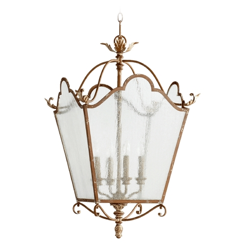 Quorum Lighting Quorum Lighting Salento French Umber Pendant Light 6906-4-94