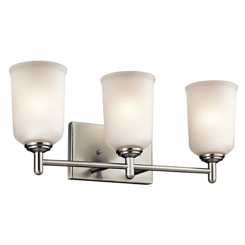 Kichler Lighting Kichler Lighting Shailene Bathroom Light 45574NI