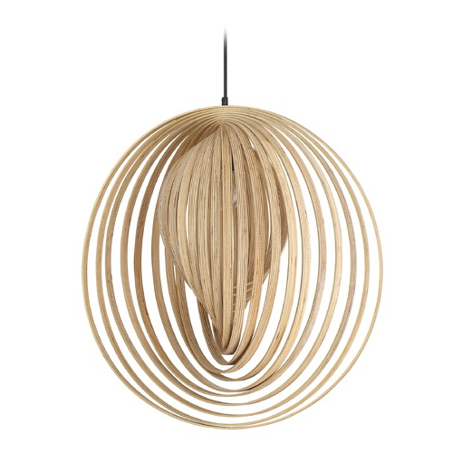 Craftmade Lighting Craftmade Lighting Cirq Espresso Pendant Light with Globe Shade 41293-ESP