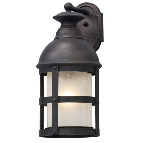 Troy Lighting Troy Lighting Webster Vintage Bronze Outdoor Wall Light B5153