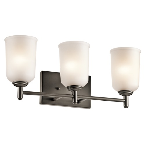 Kichler Lighting Kichler Lighting Shailene Bathroom Light 45574OZ