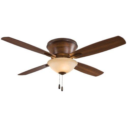 52 Inch Minka Aire Mojo Ii Distressed Koa Ceiling Fan With
