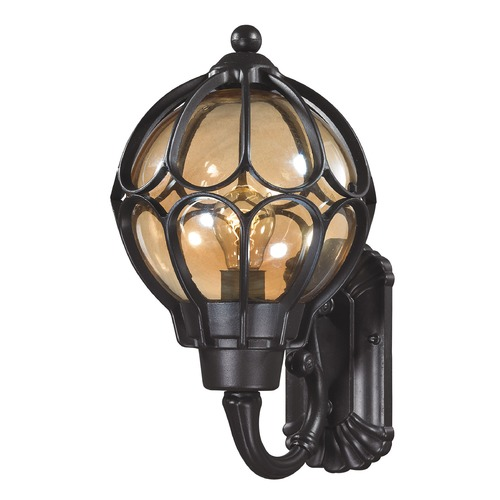 Elk Lighting Elk Lighting Madagascar Outdoor Wall Light - 16-Inches Tall 87021/1