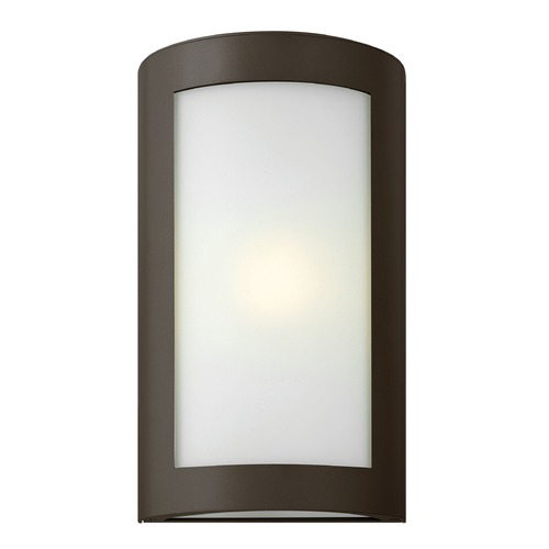 Hinkley Lighting Hinkley Lighting Solara Bronze LED Outdoor Wall Light 2024BZ-LED