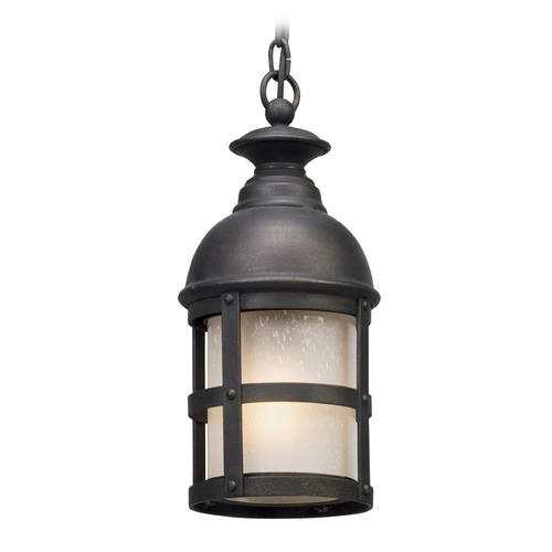 Troy Lighting Troy Lighting Webster Vintage Bronze Outdoor Hanging Light F5157