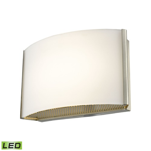 Alico Industries Lighting Alico Lighting Pandora LED Satin Nickel LED Bathroom Light BVL911-10-16M