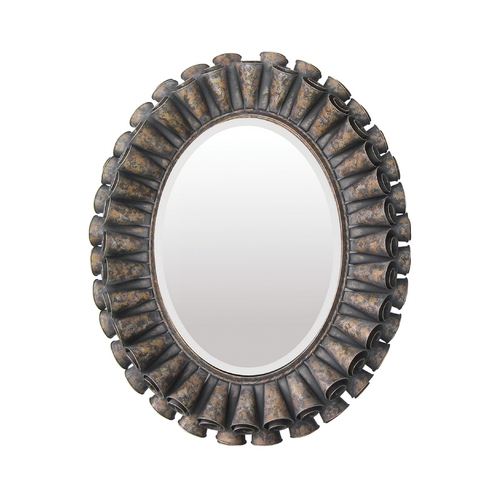 Sterling Lighting Oval 32.75-Inch Mirror 55-0027M