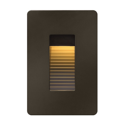 Hinkley Lighting Hinkley Lighting Luna Bronze LED Recessed Step Light 58504BZ