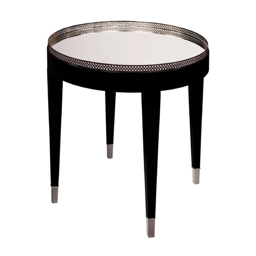 Sterling Lighting Sterling Lighting Black Accent Table 6042287