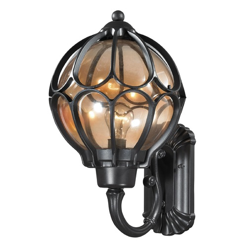 Elk Lighting Elk Lighting Madagascar Outdoor Wall Light - 19-Inches Tall 87022/1