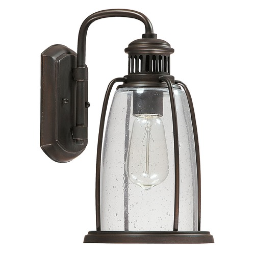 Capital Lighting Capital Lighting Harbour Old Bronze Outdoor Wall Light 9631OB
