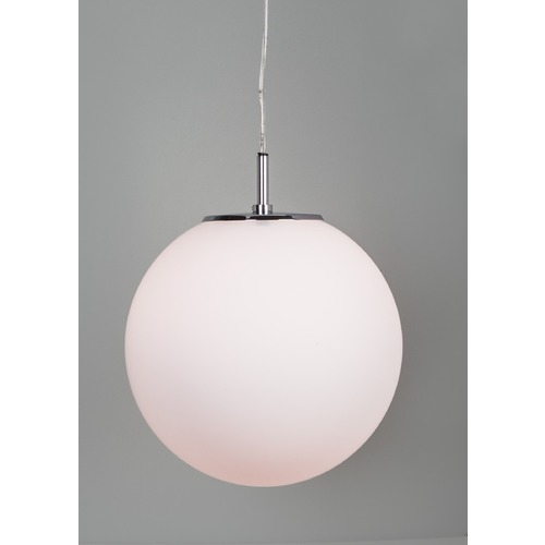 Illuminating Experiences Illuminating Experiences Galaxy Pendant Light with Globe Shade M2793G