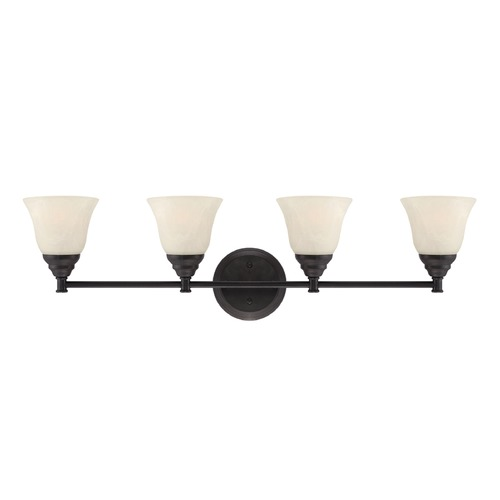 Designers Fountain Lighting Designers Fountain Kendall Oil Rubbed Bronze Bathroom Light 85104-ORB