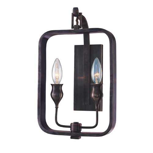 Hudson Valley Lighting Sconce Wall Light in Old Bronze Finish 7402-OB