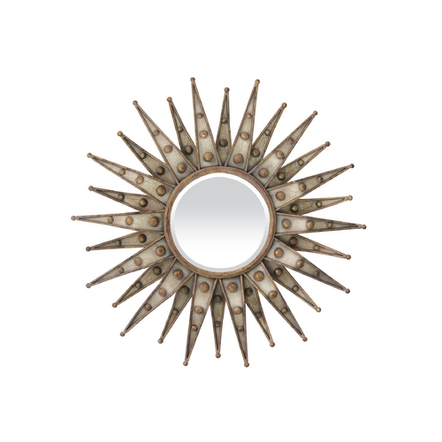 Sterling Lighting Round 33.25-Inch Mirror 55-0062M