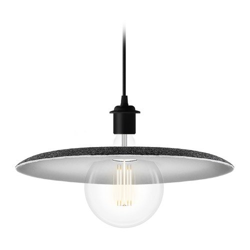 UMAGE UMAGE Black Pendant Light with Metal Shade 2107_4010_4103