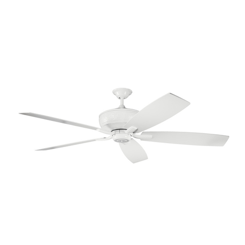 Kichler Lighting Kichler 52-Inch Monarch Energy Star Qualified Ceiling Fan 300106WH