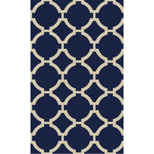 Uttermost Lighting Uttermost Bermuda 5 X 8 Rug - Indigo 71020-5