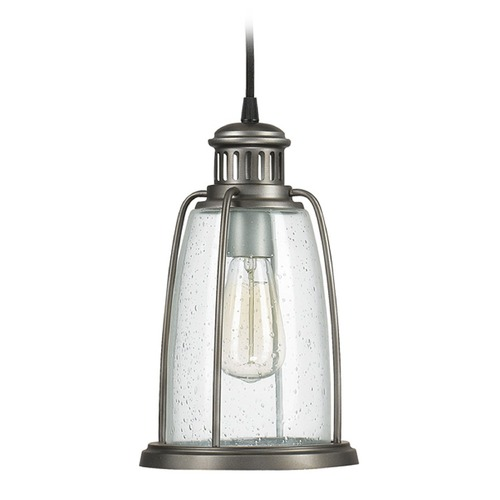 Capital Lighting Capital Lighting Pendant Graphite Outdoor Hanging Light 9638GR