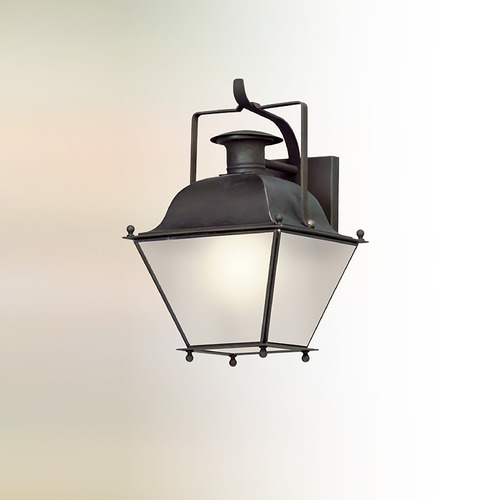 Troy Lighting Troy Lighting Wellesley Charred Iron LED Outdoor Wall Light BL5071CI