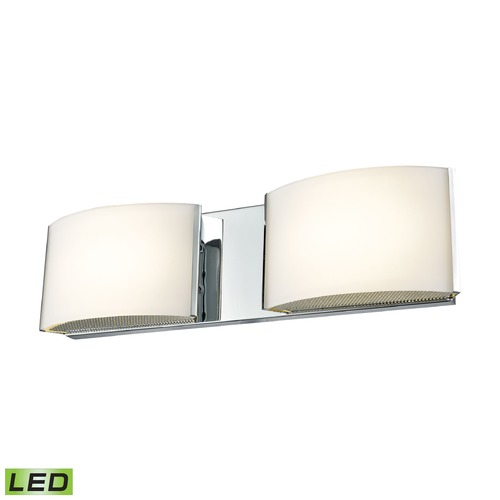 Alico Industries Lighting Alico Lighting Pandora LED Chrome LED Bathroom Light BVL912-10-15