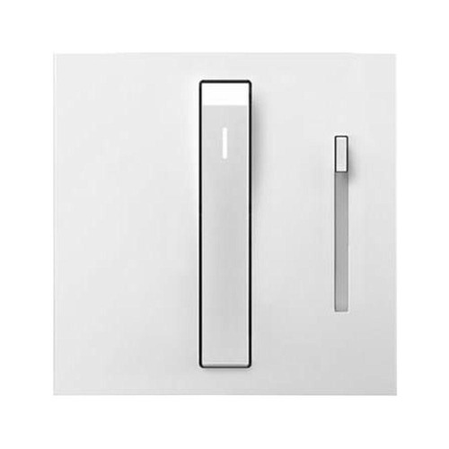 Legrand Adorne 700-Watt White Toggle Dimmer Wall Light Switch - Three-Way ADWR703HW4