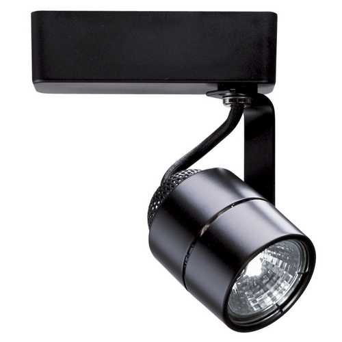 Juno Lighting Group Low Voltage Black Light Head for Juno Trac-Lites R701 BL