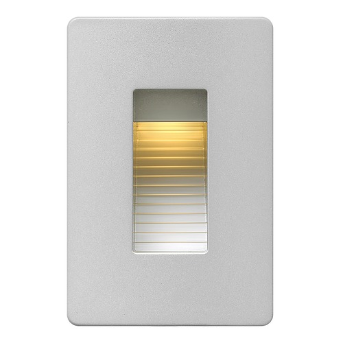 Hinkley Lighting Hinkley Lighting Luna Titanium LED Recessed Step Light 58504TT