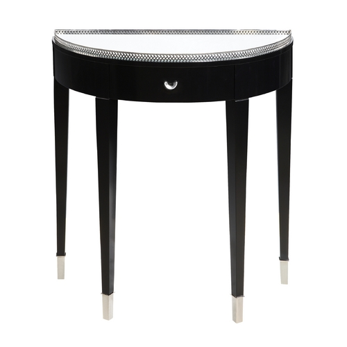 Sterling Lighting Sterling Lighting Black Accent Table 6042325