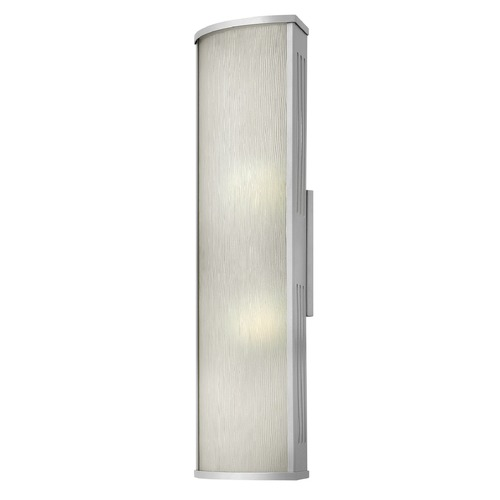 Hinkley Lighting Hinkley Lighting District Titanium LED Outdoor Wall Light 2115TT-LED