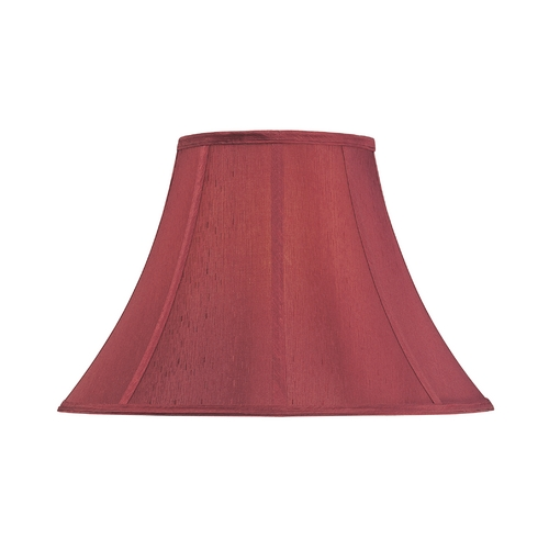 Dolan Designs Lighting Red Bell Lamp Shade with Spider Assembly 140066