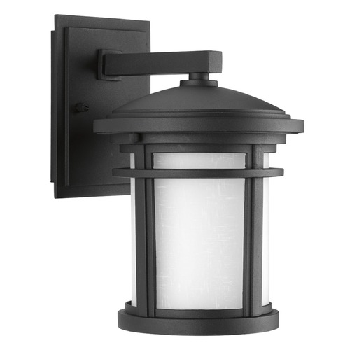 Progress Lighting Progress Lighting Wish LED Black LED Outdoor Wall Light P6084-3130K9