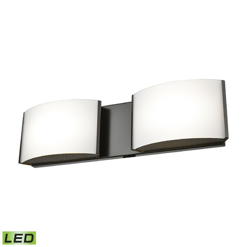 Alico Industries Lighting Alico Lighting Pandora LED Oiled Bronze LED Bathroom Light BVL912-10-45