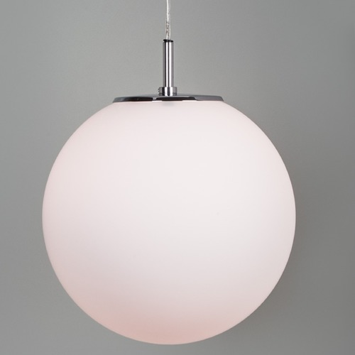 Illuminating Experiences Illuminating Experiences Galaxy Mini-Pendant Light with Globe Shade M2805G